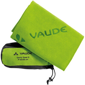VAUDE Sports II Towel S pistachio